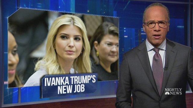 NBC Nightly News, Mar 29, 2017