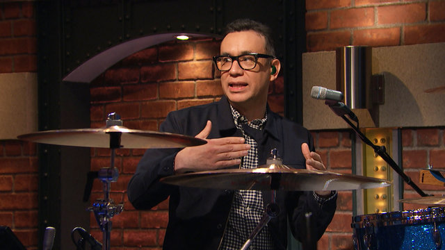 Fred Armisen Is Starting Frexit