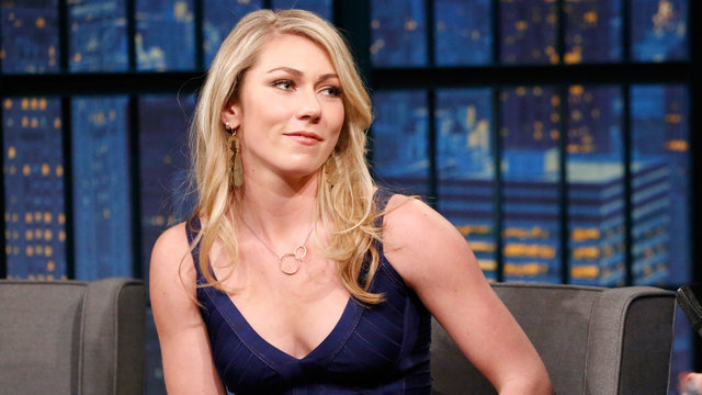 Olympic Gold Medal Skier Mikaela Shiffrin Can Nap Almost Anywhere