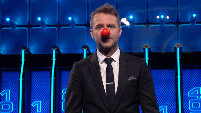 Chris Hardwick on Red Nose Day
