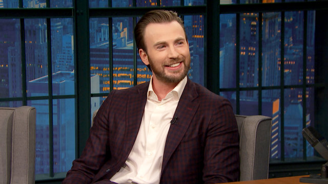 Chris Evans Told His Mom When He Lost His Virginity