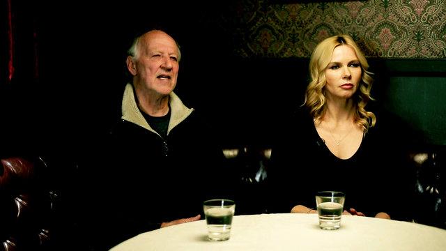 Werner Herzog & Veronica Ferres