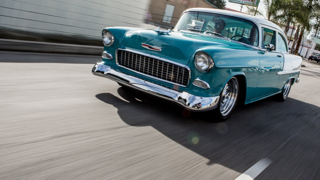 1955 Chevrolet Belair 2-Door Coupe