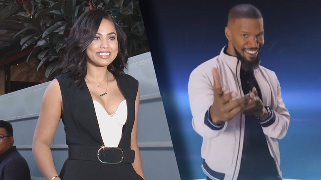 Ayesha Curry Shows How To Waste Less When Cooking; Jamie Foxx Tests Musical Knowledge