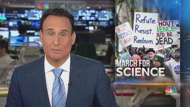 NBC Nightly News, Apr 22, 2017