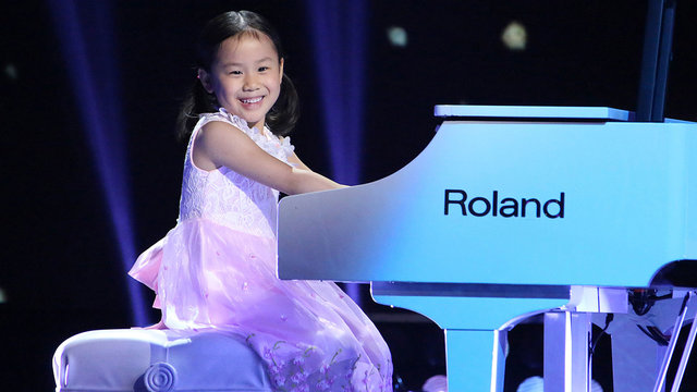 Five-Year-Old Piano Virtuoso