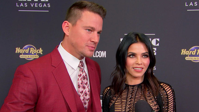Channing Tatum On The Advice He Gave The 'Magic Mike Live' Performers
