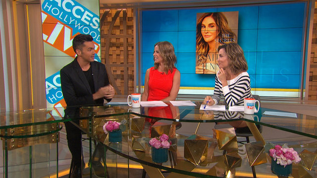 Kardashian Roundup: Kris Jenner & Caitlyn Jenner Clash Over New Memoir