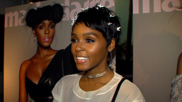 Janelle Monáe On Her Marie Claire Honor, Huge Year In Film & What's Next