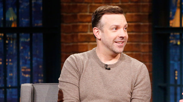 Jason Sudeikis Celebrated His Kid's Birthday with Chance the Rapper Hats