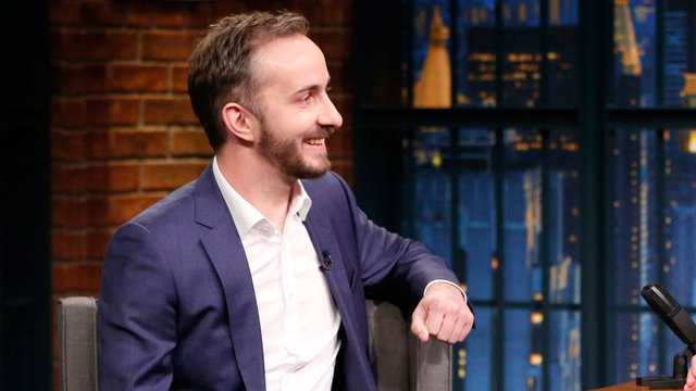 Jan Böhmermann Is the Seth Meyers of Late Night German TV
