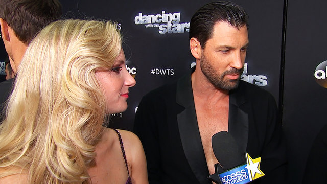 'Dancing With The Stars': Inside Heather & Maks' Shocking Elimination