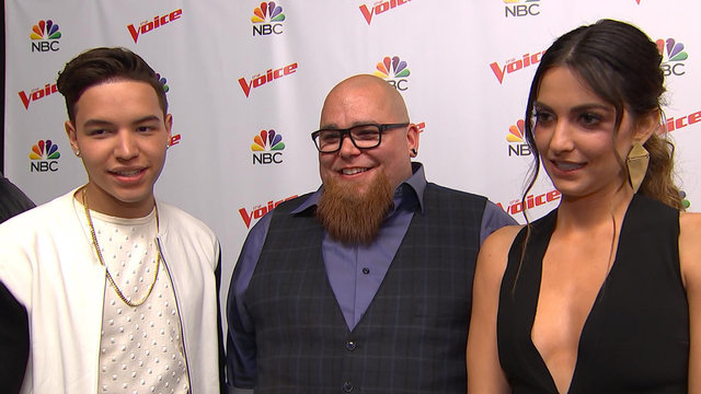 Exclusive: How Well Do 'The Voice' Teams Know Shania Twain?