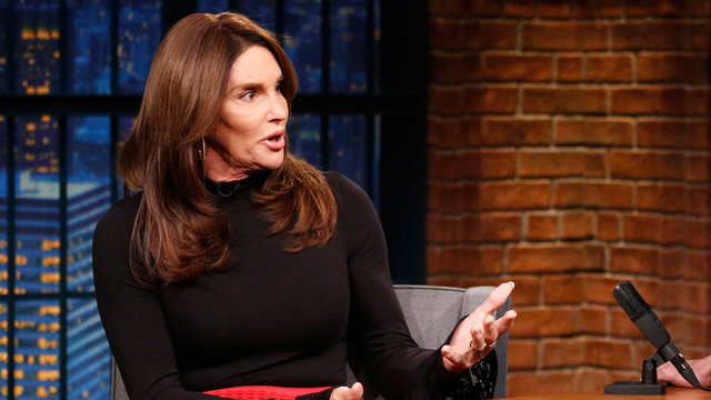 Caitlyn Jenner Defends Her Vote for Donald Trump