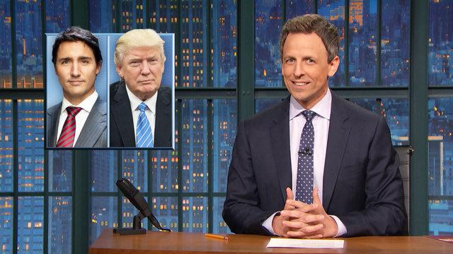 Trump Unveils New Tax Plan, Giant Rabbit Dies on United Flight - Monologue
