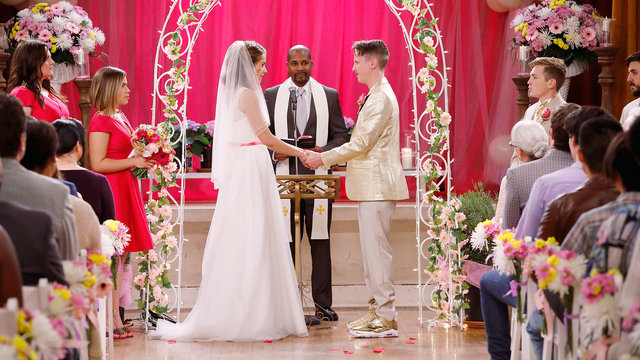 Cheyenne's Wedding