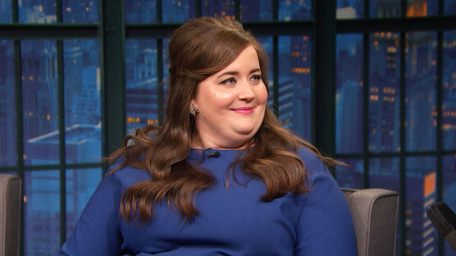 Aidy Bryant Answers Seth's Questions for Senator Bernie Sanders
