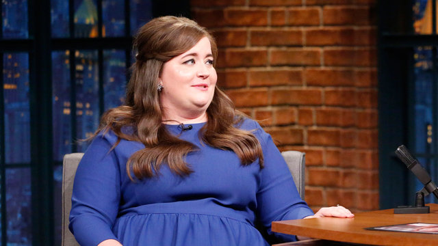 Aidy Bryant Thought Her Proposal Was a Joke