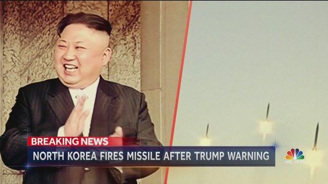 NBC Nightly News, Apr 28, 2017