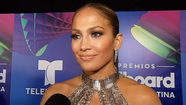 Jennifer Lopez On Her New Album, Friendship With Marc Anthony & More