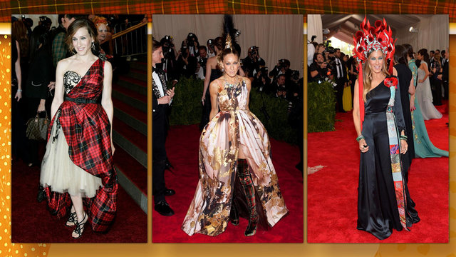 Met Gala Fashion Flashback: Olivia Culpo On The Most Outrageous Style Moments