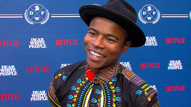 'Dear White People': Marque Richardson On The Importance Of Humor In The Series