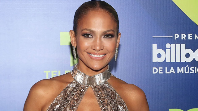 Jennifer Lopez Brings The House Down At Billboard Latin Music Awards