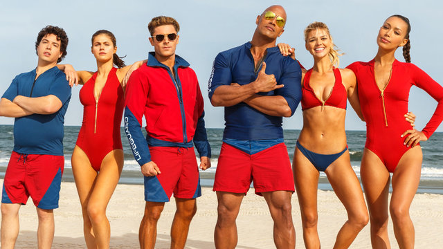 'Baywatch': Dwayne Johnson & Company Hit The Beach For Summer Movie Fun