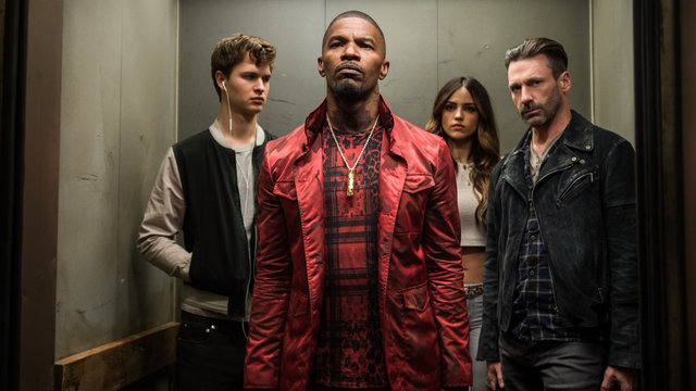 Ansel Elgort On Working With Jon Hamm, Kevin Spacey & Jamie Foxx In 'Baby Driver'
