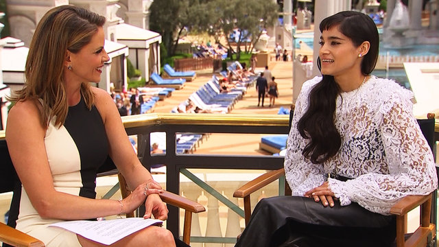 Rising Star Sofia Boutella On Madonna Encouraging Her Acting Career