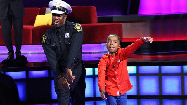 Dance Battle with a Cop