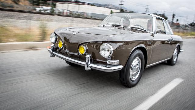 1964 Volkswagen Type 34 Ghia