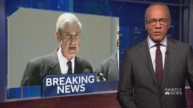 NBC Nightly News, May 17, 2017