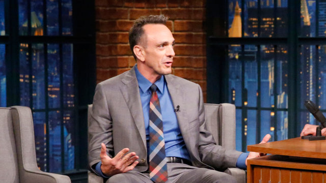 Hank Azaria Slipped into Robert De Niro Impressions While Acting with Him