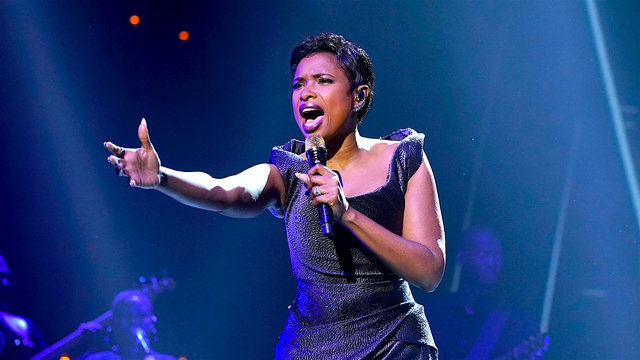 Introducing New Voice Coach Jennifer Hudson!