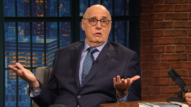Jeffrey Tambor Owns a Bookstore, Applaud Him