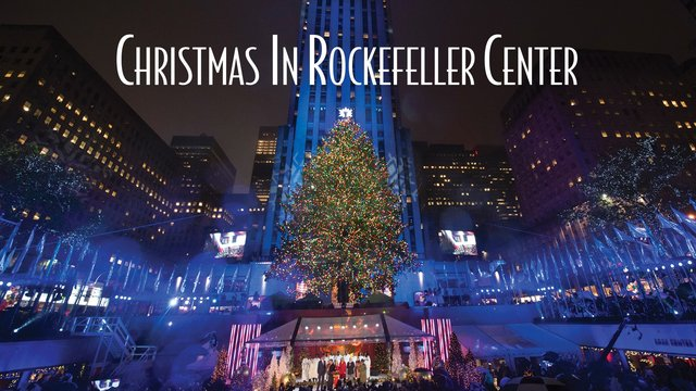 & Christmas in Rockefeller Center - NBC.com azcodes.com
