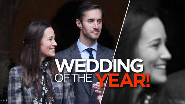 Pippa Middleton: All The Last-Minute Details Before She Walks Down The Aisle