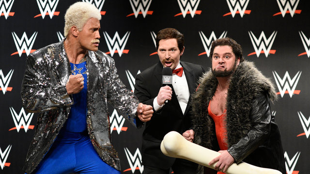 WWE Promo Shoot 2