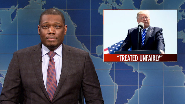 Weekend Update on Comey's Investigation into Trump