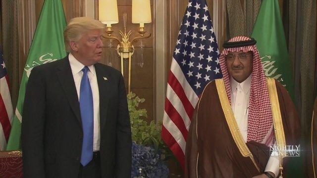 NBC Nightly News, May 21, 2017