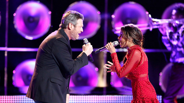 "Aliyah Moulden and Blake Shelton: ""Dancing in the Street"""
