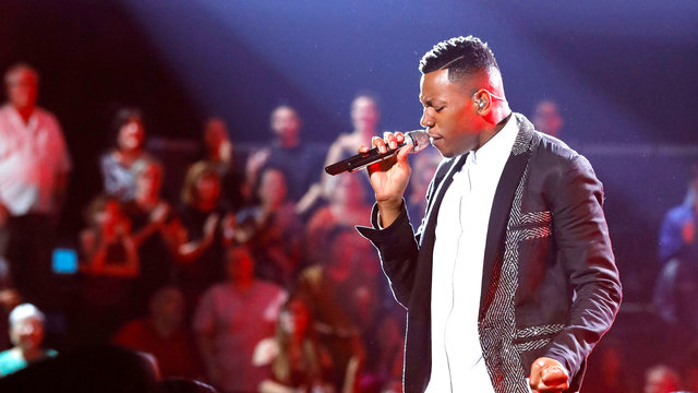 "Chris Blue: ""Rhythm Nation"""