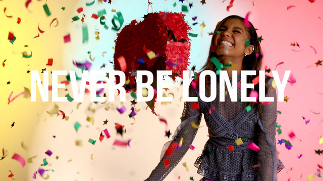 """Aliyah Moulden: """"Never Be Lonely"""" (Music Video)"""