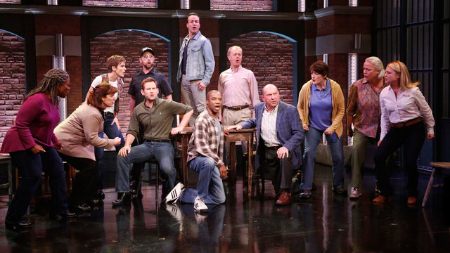 "Come From Away: ""Welcome to the Rock"""