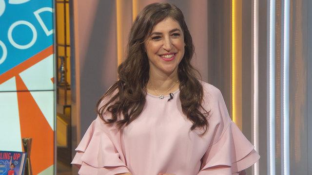 Mayim Bialik Talks 'Girling Up,' Her New Book To Empowering Teenage Girls