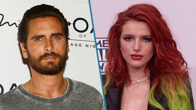 Scott Disick & Bella Thorne Fuel Dating Rumors; Jamie Foxx Slams Katie Holmes Questions