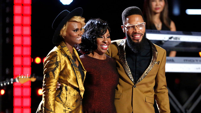 "Vanessa Ferguson, TSoul and Gladys Knight: ""You're the Best Thing That Ever Happened to Me""/""If I Were Your Woman"""