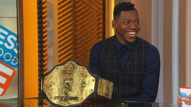 'The Voice': Chris Blue Basks In His 'Unreal' Season 12 Win