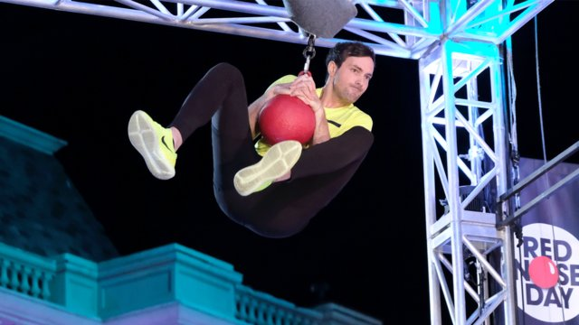 Jeff Dye's Ninja Warrior Run